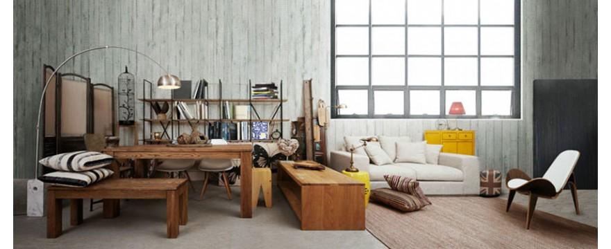 Особенности мебели в стиле лофт