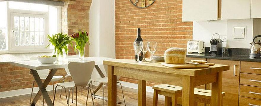 Главные секреты дизайна кухни в стиле лофт