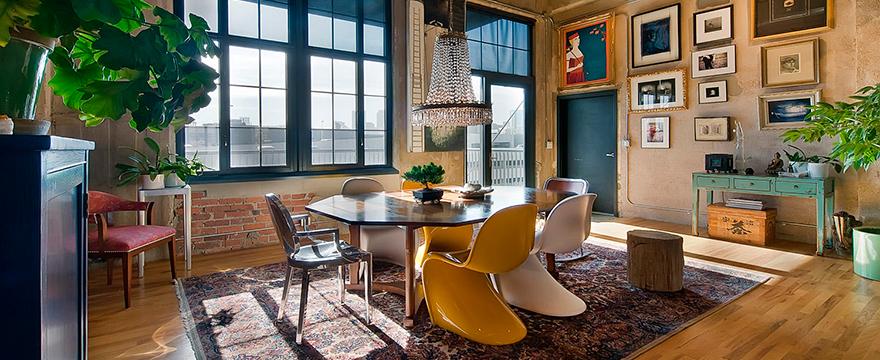 Кресла, диваны, комоды в стиле лофт