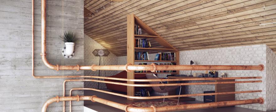 Стиль лофт: как из голых стен получить уютный и современный интерьер
