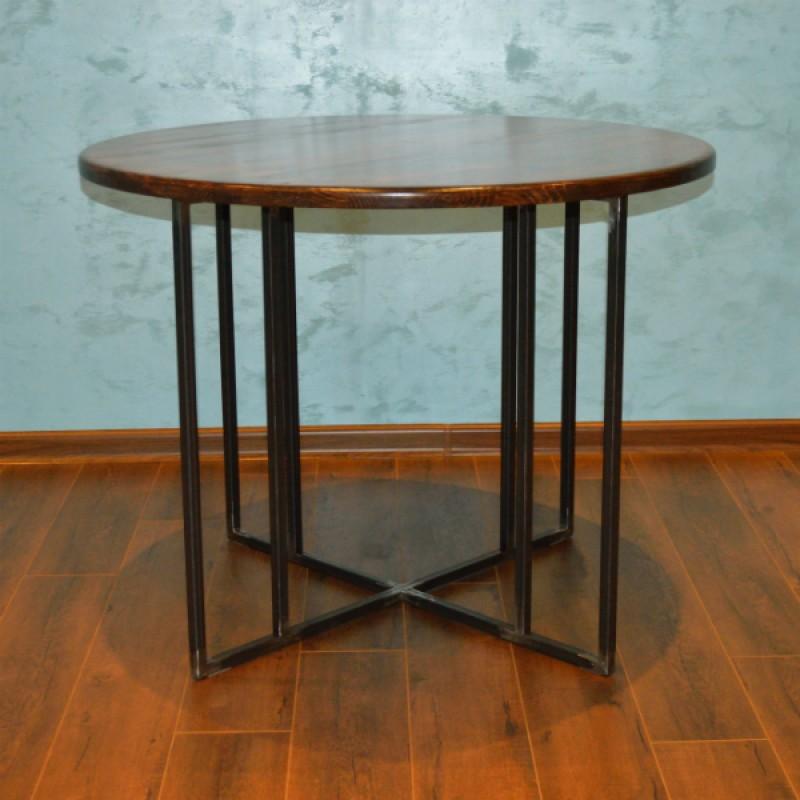 Обеденный стол круглый «Бронко»