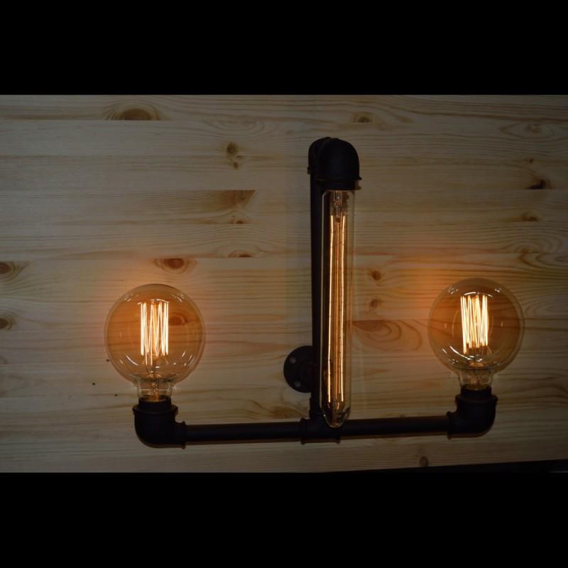 Светильник №3 «Индустриал»