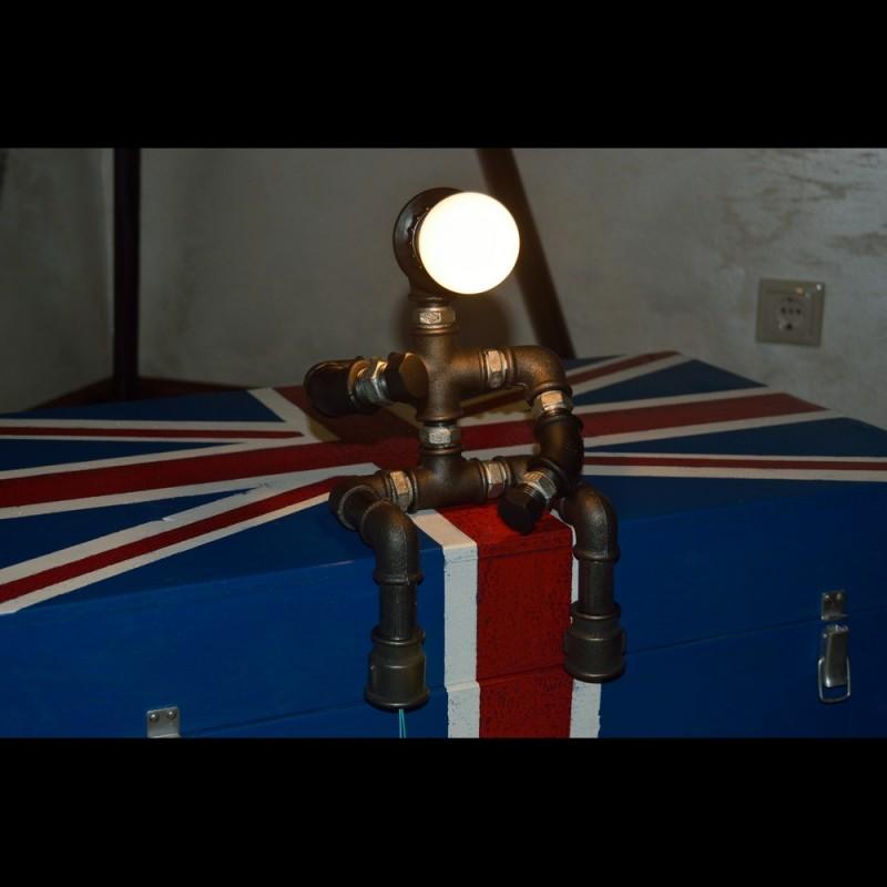 """Светильник №17 """"Loft Индустриал"""""""
