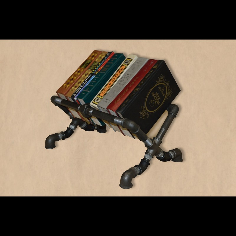 "Подставка для книг ""Индустриал"""