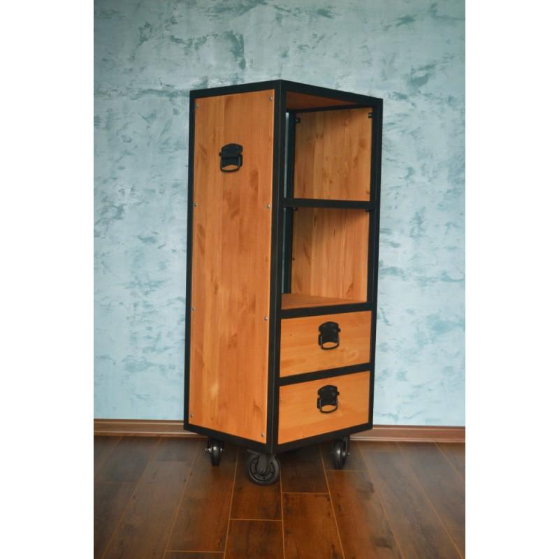 """Книжный шкаф """"Мануфактура"""""""