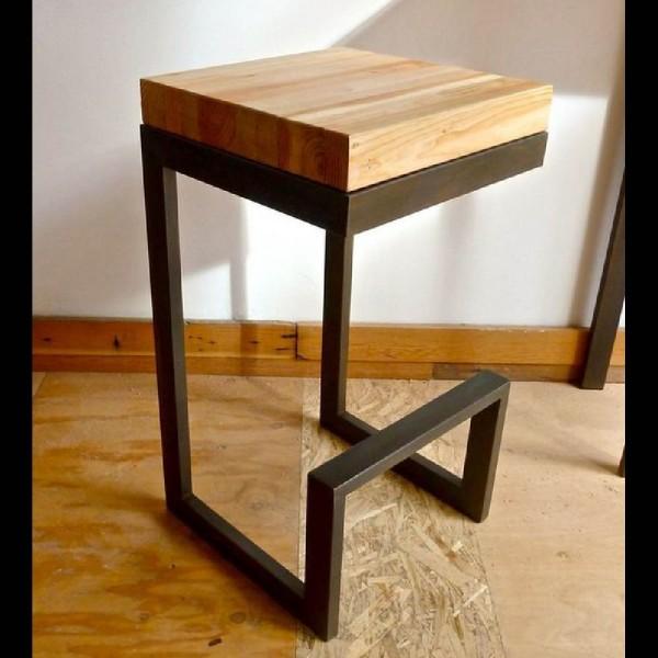 """Стулья Барный стул """"Loft Мануфактура"""" от Мануфактура"""