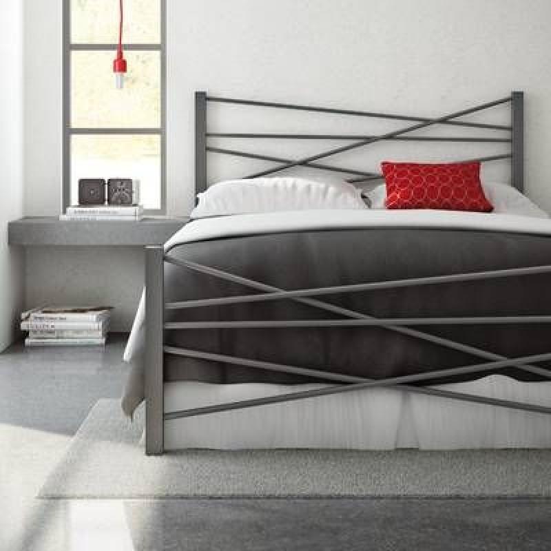 Кровать Loft New №1
