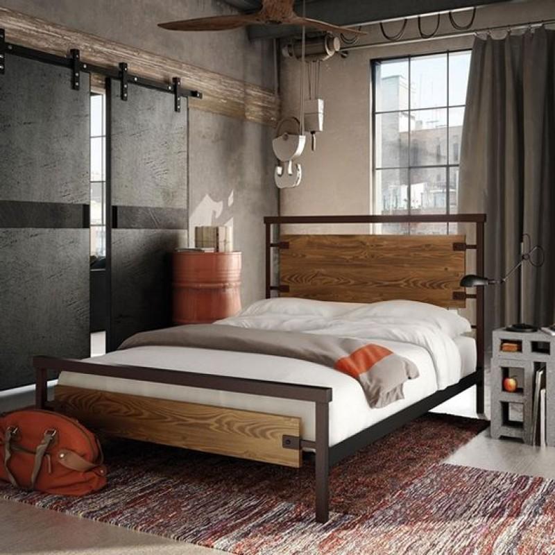 Кровать Loft New №9
