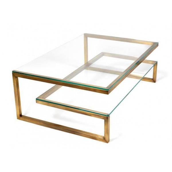Столы Стол журнальный со стеклом New № 1 от New