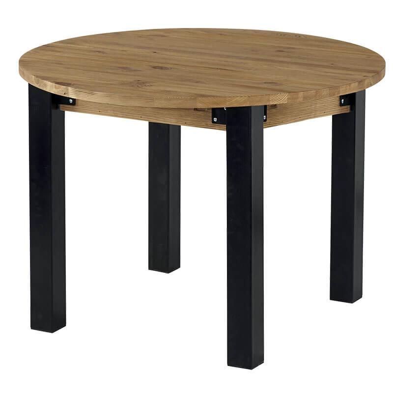 Обеденный стол круглый New №2