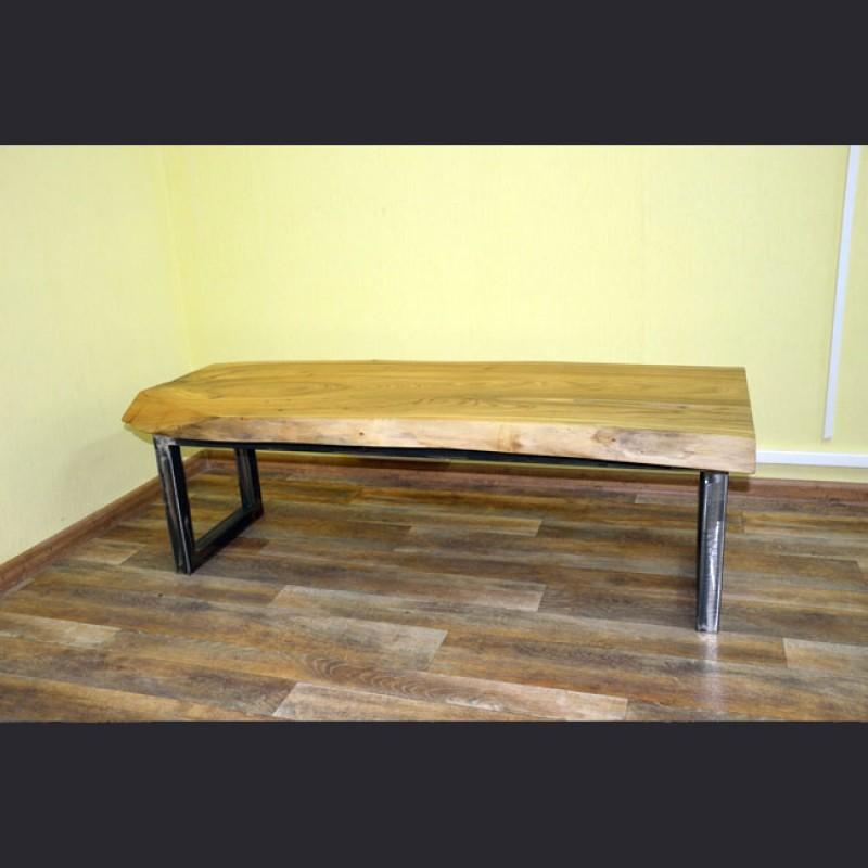 Журнальный стол №1 «Loft Слэб»