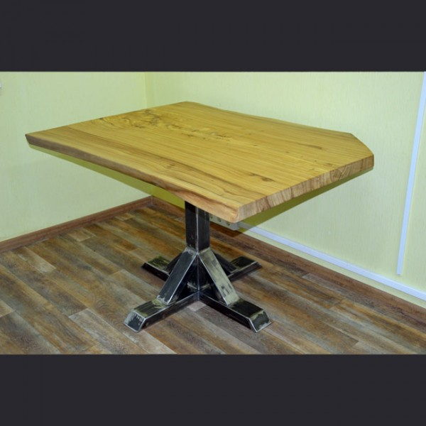 Столы Обеденный стол №1 «Лофт Слэб» от Слэб