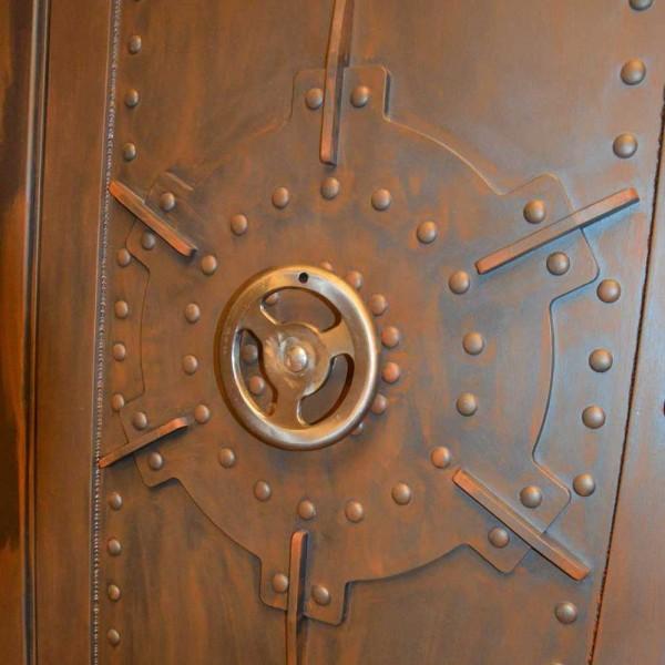 Дверь Сейф Стиль