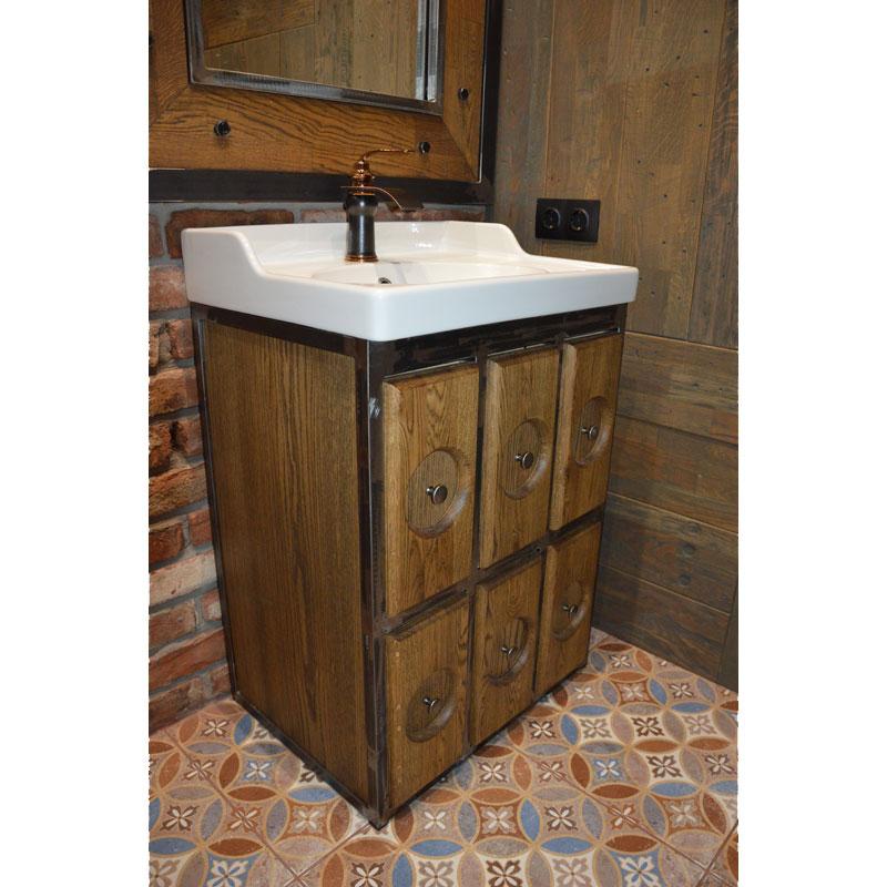 Мебель для ванной Loft Стиль № 3