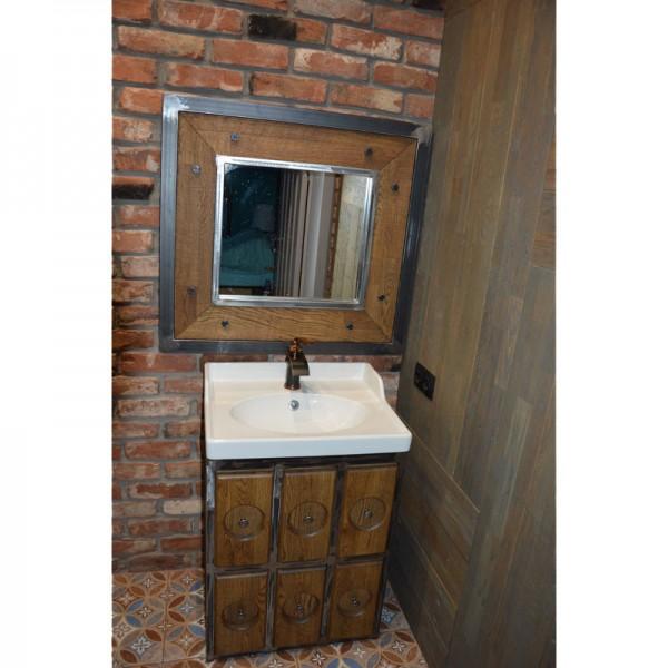 Для ванной Мебель для ванной Loft Стиль № 3 от Стиль