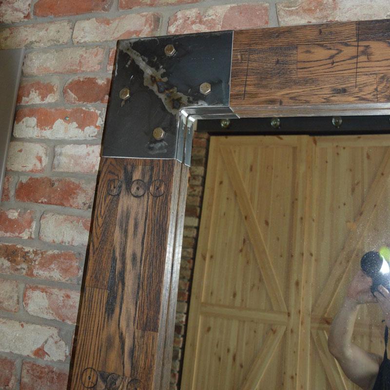 Зеркало Loft Стиль №1